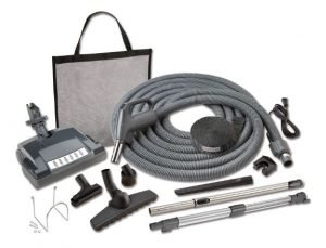 Best Central Vacuum Accessory Kits - Broan-NuTone CS500 Attachment Set