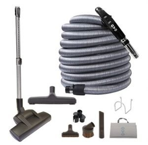 Best Central Vacuum Attachment Kits - OVO Central Vacuum Deluxe Plus Kit