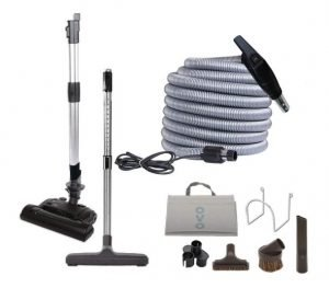 Best Central Vacuum Attachment Kits - OVO Deluxe Central Vacuum Cleaning Tool Set