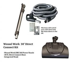Best Central Vacuum Accessory Kits - Wessel Werk Central Vacuum Kit