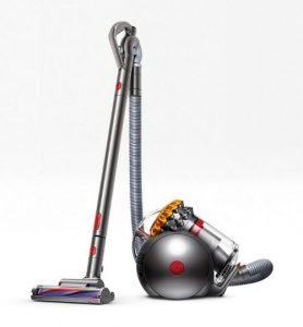Best HEPA Vacuum - Dyson Big Ball Multi Floor Canister Vacuum