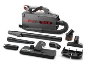 Best Oreck Vacuum Cleaner - Oreck Commercial BB900DGR XL Pro 5 Super Compact Canister Vacuum