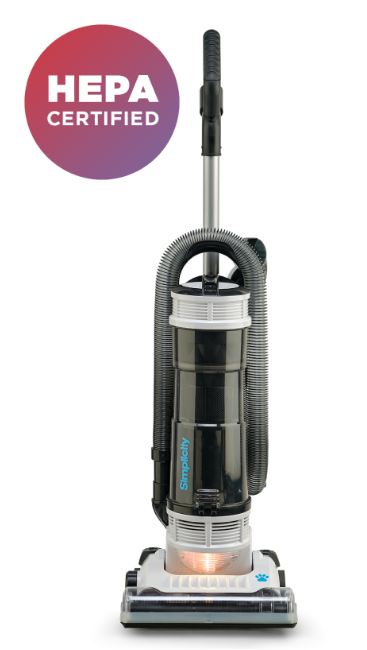 Best Simplicity Upright Vacuum Cleaner - Simplicity S20PET Bagless Upright Pet Vacuum Cleaner