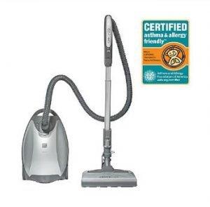 Best Vacuum with HEPA Filter - Kenmore Elite 21814 Pet-Friendly CrossOver Lightweight Bagged HEPA Canister Vacuum