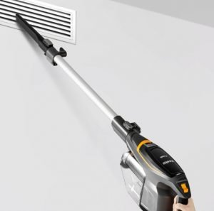 Eureka Flash NES510 Stick Vacuum Cleaner Review - Above-Floor Cleaning