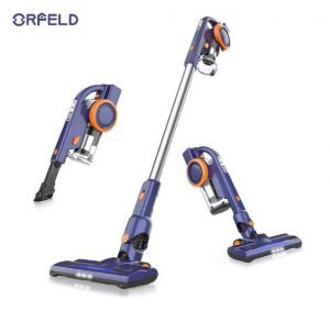 ORFELD 18000Pa 4 in 1 Cordless Stick Vacuum Review - ORFELD EV679 Cordless Stick Vacuum 18kPa