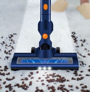 ORFELD 18000Pa 4 in 1 Cordless Stick Vacuum Review - ORFELD EV679 Cordless Stick Vacuum 18kPa - Carpet cleaning