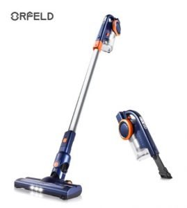 ORFELD 18000Pa 4 in 1 Cordless Stick Vacuum Review - ORFELD EV679 Cordless Stick Vacuum 18kPa - Handheld Mode