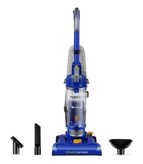 Best Vacuum for Linoleum Flooring - Eureka NEU182A PowerSpeed Bagless Upright Vacuum Cleaner