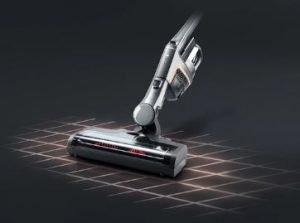Miele TriFlex HX1 Stick Vacuum Review - Floor head