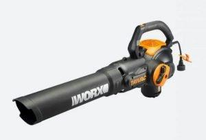 WORX Trivac 2.0 3-in-1 Vacuum Blower Mulcher Vac Review - WORX Trivac WG512