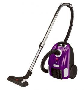 Best Small Vacuum Cleaners - BISSELL Zing Bagged Canister Vacuum 2154A