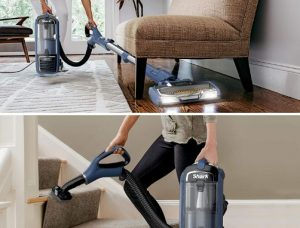 Shark Rotator ZU632 Powered Lift-Away Upright Vacuum Review - Multi-surface cleaning