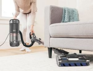 Shark Vertex DuoClean PowerFins Upright Vacuum Review - Powered Lift-Away
