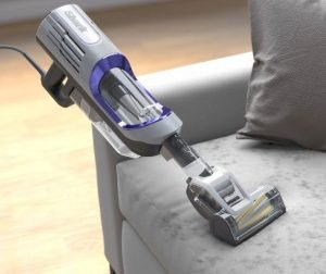 Shark Vertex UltraLight Corded Stick Vacuum HZ2002 Review - Handheld Vacuum