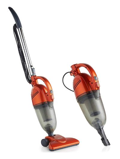 Best Vacuum for Tiny Homes - VonHaus 2 in 1 Stick Handheld Vacuum Cleaner