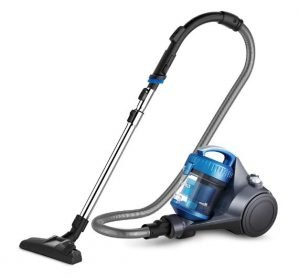 Best Vacuum for a Tiny Cabin - Eureka WhirlWind Bagless Canister Cleaner NEN110A