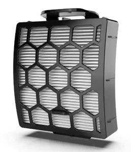 Shark Rotator ADV LA502 Review - HEPA filter