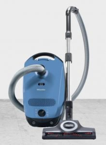 Vacuum Christmas Gift Ideas for Family and Friends - Miele Classic C1 Turbo Team Canister Vacuum Cleaner