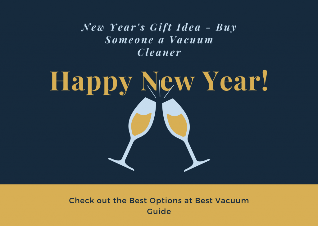Vacuum Cleaner Gifts for the New Year