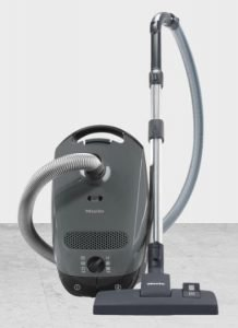 Best Vacuum for Tall People - Miele Classic C1 Pure Suction Canister Vacuum Cleaner
