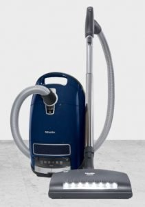 Best Vacuum for Tall Person - Miele Complete C3 Marin Canister Vacuum Cleaner
