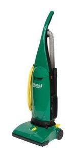 Best Vacuum with Height Adjustment - Bissell BigGreen Commercial PowerForce Bagged Upright Vacuum BGU1451T - Best Vacuum with Adjustable Height