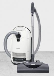 Best Canister Vacuum for German Shepherd Hair - Miele Complete C3 Cat & Dog Canister Vacuum - Best Vacuum for GSD Hair