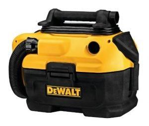 Types of Vacuum Cleaners - DEWALT DCV581H Wet Dry Shop Vac