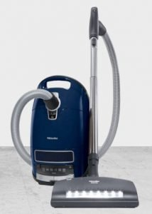Types of Vacuum Cleaners - Miele Complete C3 Marin Canister Vacuum