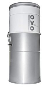 Types of Vacuums - OVO Heavy Duty Central Vacuum