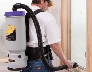 Types of Vacuums - ProTeam Super CoachVac Backpack Vacuum