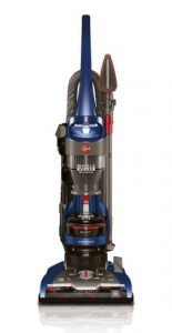 Best Vacuum for Hair Salon - Hoover WindTunnel 2 Whole House Rewind Upright Vacuum Cleaner UH71250