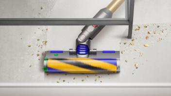 Laser Slim Fluffy Cleaner head - Dyson V15 Detect Review - Dyson V15 Detect vs Detect+ Comparison - Dyson V15 Detect vs Dyson V15 Detect+ - Dyson V15 Detect vs V15 Detect+